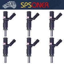 6pcs A2720780249 Fuel injector Fit Mercedes SLK R E SLK GLK ML S 3.5L 3.0L