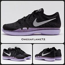 Nike  Zoom Vapor Flyknit, UK 9, EU 44, US 10, 885725-005,Federer 9.5 Tour