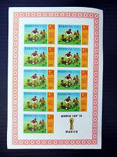 Barbuda al por mayor 1974 Fútbol Alemania v Holland 35 C x FP2578 10 ver abajo..