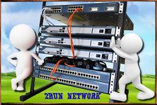 CISCO 3x 2811 IOS 15.1T CCNA CCNP CCIE R&S VOICE HOME NETWORK LAB FREE RACK