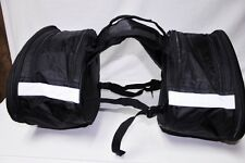 Chinese Scooter / Motorcycle Saddle Bags Nylon Adjustable