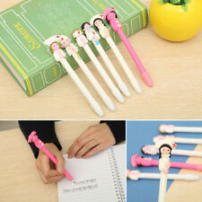 Cute Doctor Nurse Style Polymer Clay Ballpoint Pens Creative School Stationery
