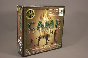 Camp: The Game That Grows With You - Board Game - Used - 100% Complete