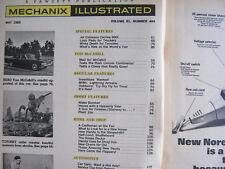 Mechanix Illustrated     May 1965