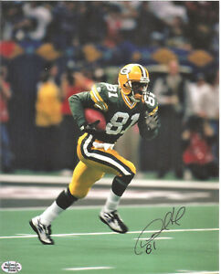 DESMOND HOWARD Packers 8X10 Autographed Photo with BDS COA #2006