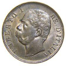 [NC] UMBERTO I - SAVOIA - 10 CENTESIMI 1893 BIRMINGHAM FDC ROSSO (nc2824)