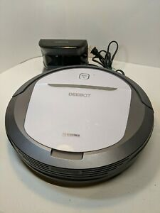 ECOVACS DEEBOT M80 Pro Robot Vacuum DB3G.11 w/ Charging Home Dock Tested Working