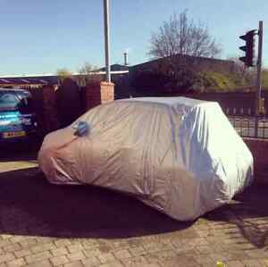 Fiat 500 ABARTH and Biposto Breathable Indoor / Outdoor Car Cover