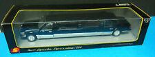 NOS SUNSTAR 1/24 BLACK 1996 LINCOLN LIMOUSINE NEW IN BOX LIMO