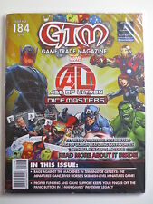 GTM Game Trade Magazine issue # 184 June Age of Ultron Dice Masters (M668)