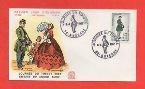 FDC 1967 - GRENOBLE, ville Olympique -  Jeux Olympiques d'hiver 1968   (1259)