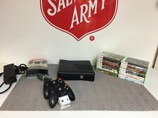 Xbox 360 S Bundle/ Controllers/ 250 Hd/ 20 Games