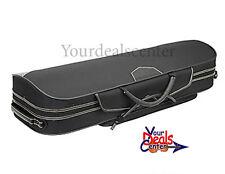 Genuine Pedi Violin Case Aluminum Alloy Layer ----Black
