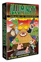 Illuminati 2ND Edition Kartenspiel