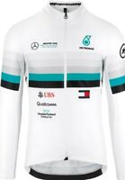 READY STOCK NEW LONG SLEEVE Men's Asos FF1 RS MERC Benz Cycling Jersey