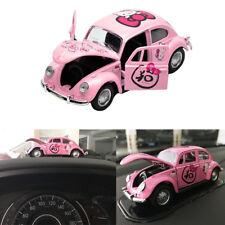 Car Air Freshener Perfume Interior Decoration Toy Model Beetle w/ Anti-Slip Mat