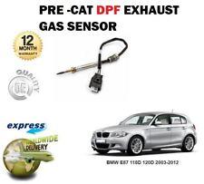 POUR BMW E87 118D 120D 2003-2012 DPF Gaz D'échappement Capteur De Température 13627794723