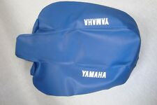 Moto Housse de siège - YAMAHA XT600E 4PT DJ02 en bleu