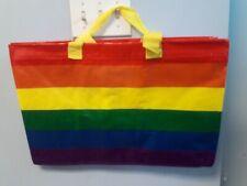 Ikea Kvanting Rainbow Pride Reusable Bag Tote LIMITED LGBT