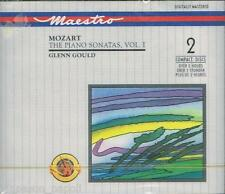 Mozart: Sonate Per Pianoforte (Piano Sonatas) Volume 1 / Glenn Gould - CD