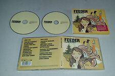 CD + DVD  Feeder - Pushing the Senses (Limited)  2005  02/16