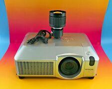 Hitachi Multimedia LCD Silver Projector CP-SX635 - 470 Lamp Hours / READ #4satu