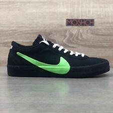 Nike x Poets SB Zoom Bruin QS UK 9 Black Volt Green Skate