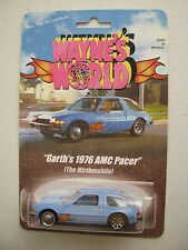 Wayne's World Garth's blue 1976 AMC Pacer Custom Hot Wheels Racing Champions