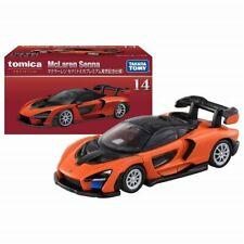 Takara Tomy Tomica  Premium No.14 McLaren Senna 1st Mini Diecast Model Toy Car