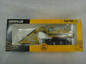 NEW Caterpillar Cat 225 Hydraulic Excavator 1/50 Scale Joal Made In Spain