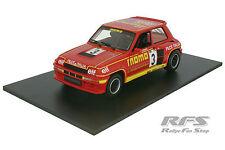 Renault 5 Turbo - Team MOMO - M. Sigala - R5 Turbo Cup 1984 - 1:18 - UH 4546