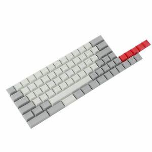 Mechanical Blank Keycaps DSA Profile Thick PBT Set Cherry MX Gaming ANSI Keysets