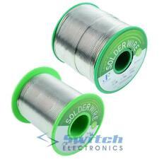 0.7mm 1mm 1.2mm libre de plomo alambre de soldadura fluxado Core 100g/500g