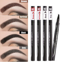 Colors Waterproof Eyebrow Liner Long Lasting Paint Eyebrow Tattoo Pencil