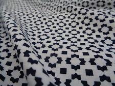 Viscose Fabric 100% (per metre) 'Hyde', dress fabric, scarves, women's wear