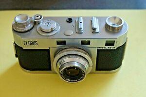 Clarus Model MS 35, Leica Kopie aus den USA in schönem funktionstüchtige Zustand