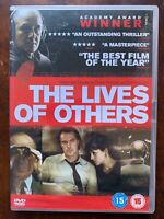 The Vie De Others DVD 2006 Allemand East Berlin Stasi Film Drame Classique