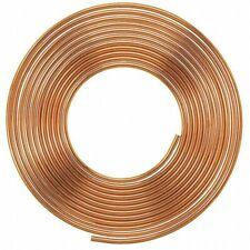 Mueller Industries Lsc2020p 38 Od X 20 Ft Coil Copper Tubing Type L