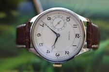 MARVELOUS VERY BIG MEN'S SWISS CYMA WATCH 15 JEWELS ORIGINAL!