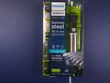 Philips Norelco Multigroom Series 7000, MG7750/49, 23 Piece Mens Grooming