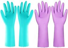 Reusable Kitchen Cleaning Gloves With Latex Free