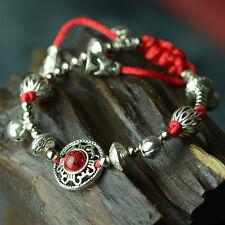 tibetan silver turquoise ankle bracelet UK