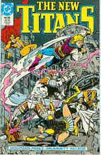 New Titans # 58 (George Perez) (Estados Unidos, 1989)