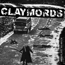 Claymords - Scum of the Earth CD 2013 death metal Norway WormHoleDeath