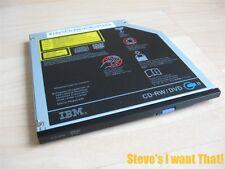 IBM Thinkpad T40 T41 T42 T43 CD-Rw DVD Drive HL Hitachi LG GCC-4242N-R4 39T2675