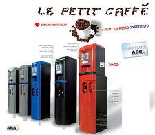 ABS Petite Vollautomat,Vending,Kaffee,Schoko,Festwasser + Tank,ANSCHAUEN LOHNT!!