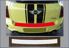 Lackschutzfolie Schutzfolie transparent BMW Mini Countryman, Typ R60, ab 2010