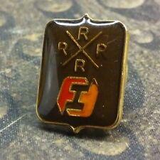 First Interstate Bank pin badge