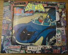 DC VINTAGE STYLE BATMAN WALLET.