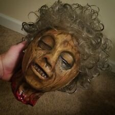 Pamela Voorhees Head Prop Severed Head Halloween